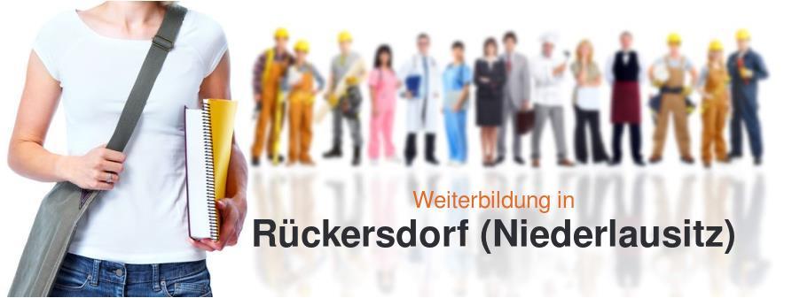 Weiterbildung in Rückersdorf (Niederlausitz)