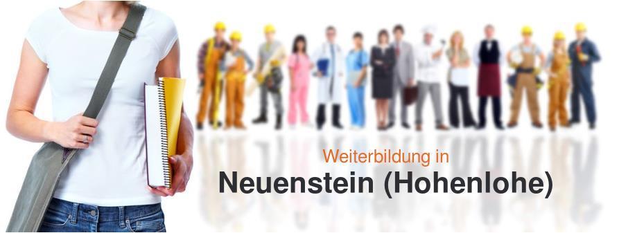 Weiterbildung in Neuenstein (Hohenlohe)