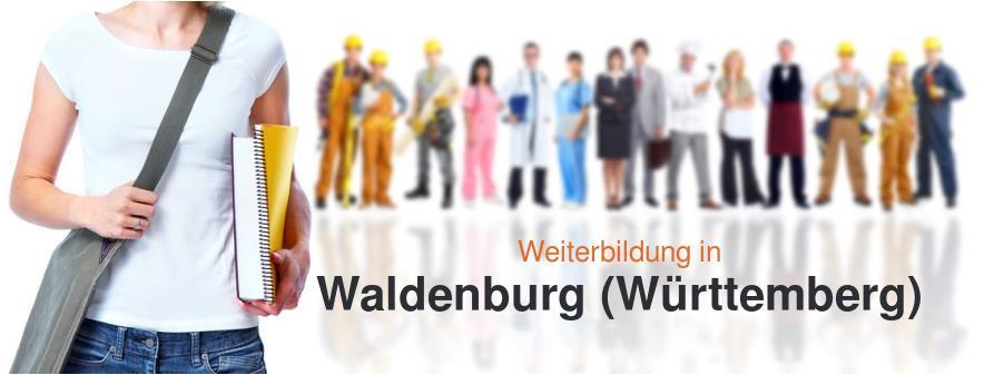 Weiterbildung in Waldenburg (Württemberg)