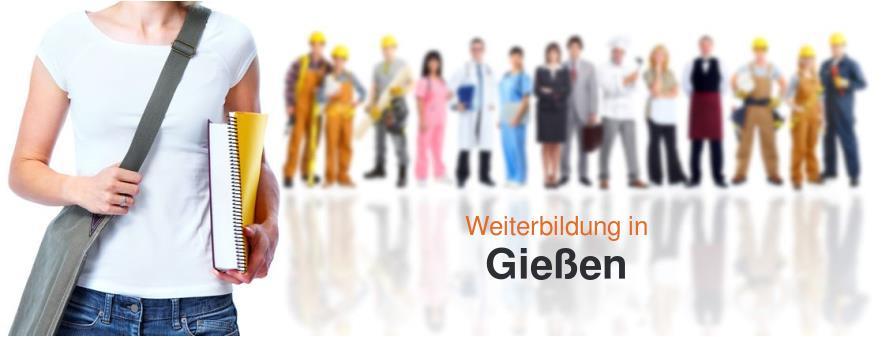Weiterbildung in Gießen