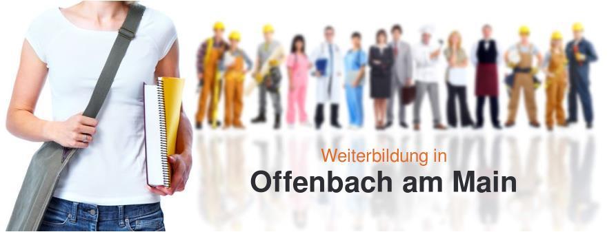 Weiterbildung in Offenbach am Main