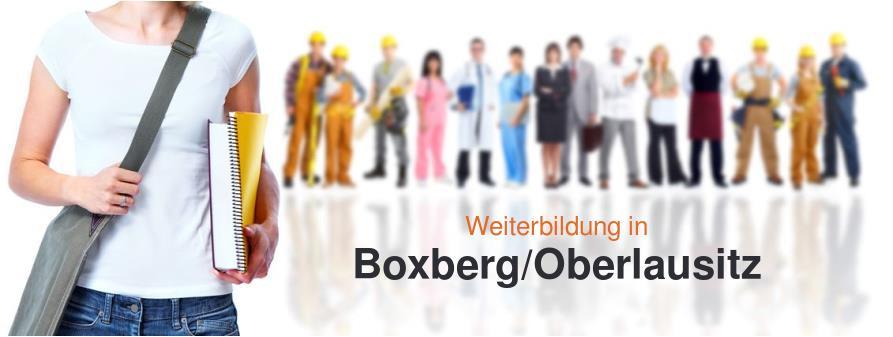 Weiterbildung in Boxberg/Oberlausitz