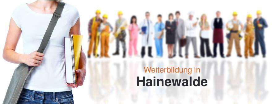 Weiterbildung in Hainewalde