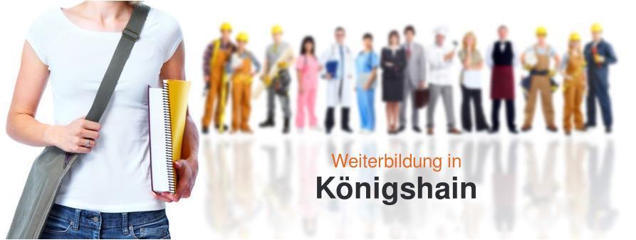 Weiterbildung in Königshain