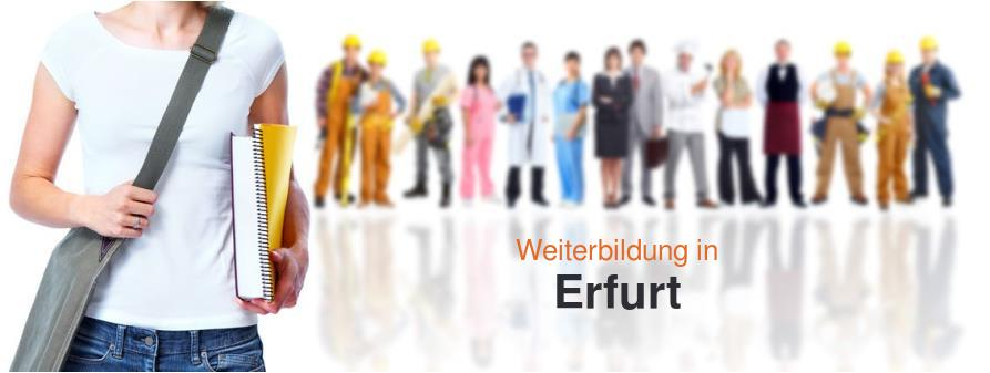 Weiterbildung in Erfurt